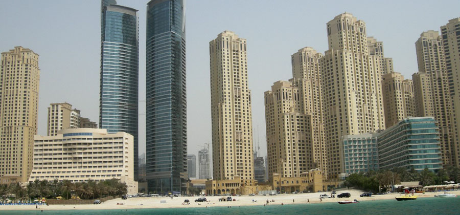 Jumeirah Beach Residence Apartments