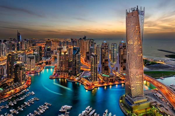 View Dubai Marina District Details